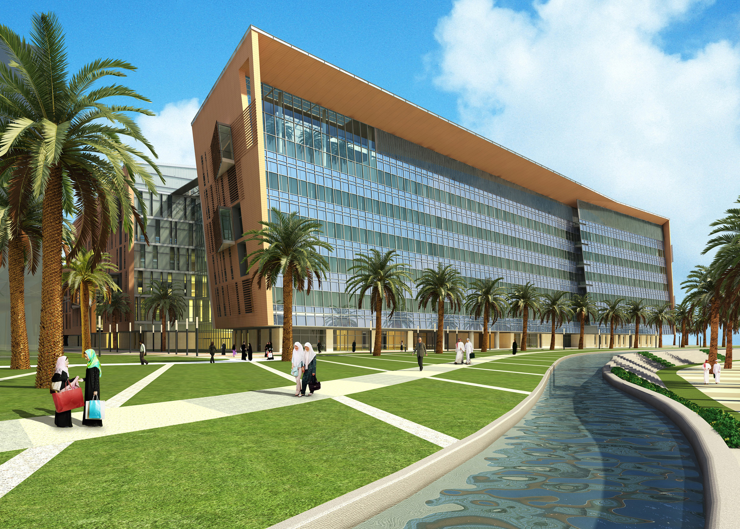 Kuwait University signs contract for College of Engineering and Petroleum