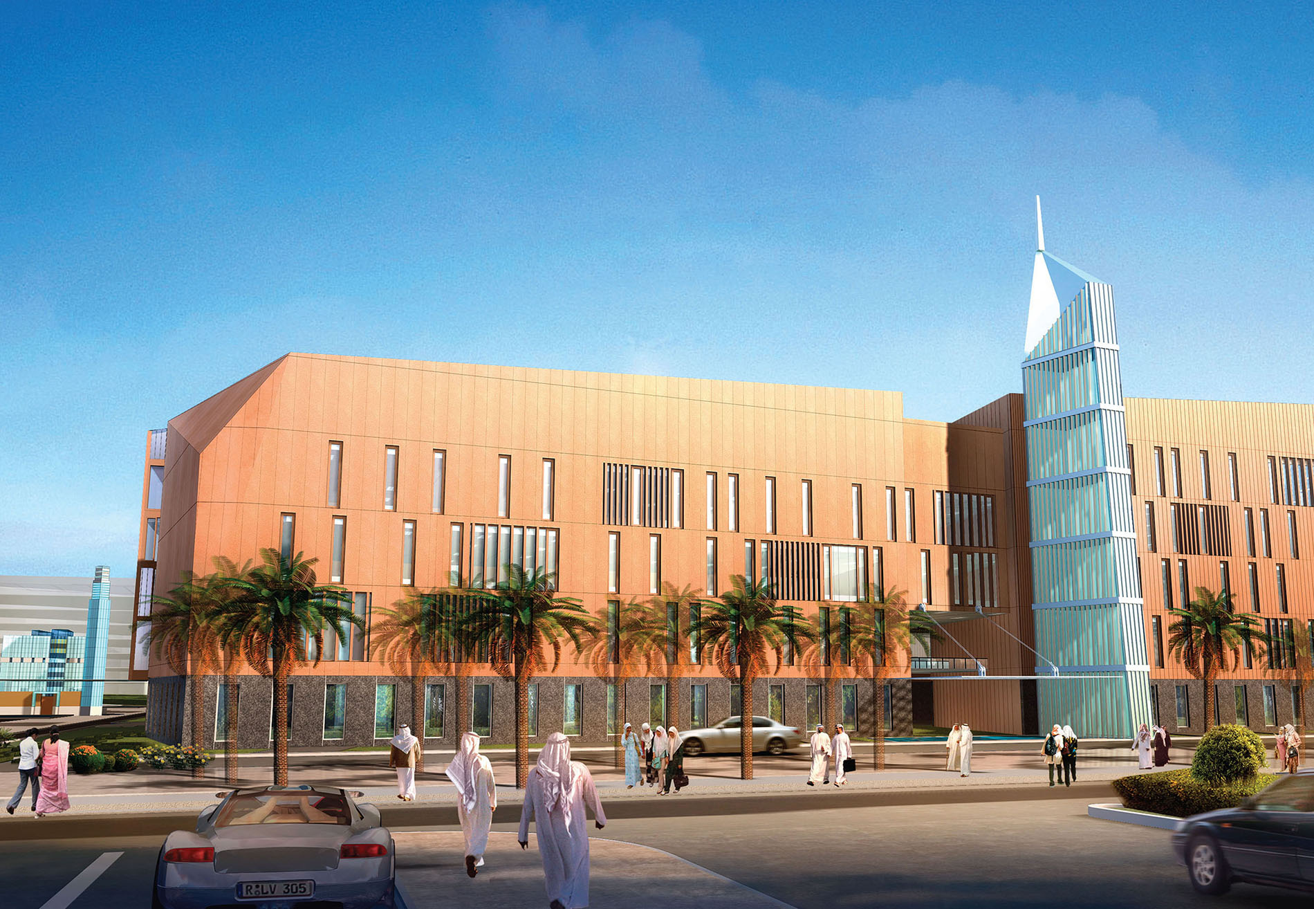 Kuwait University, College of Engineering and Petroleum