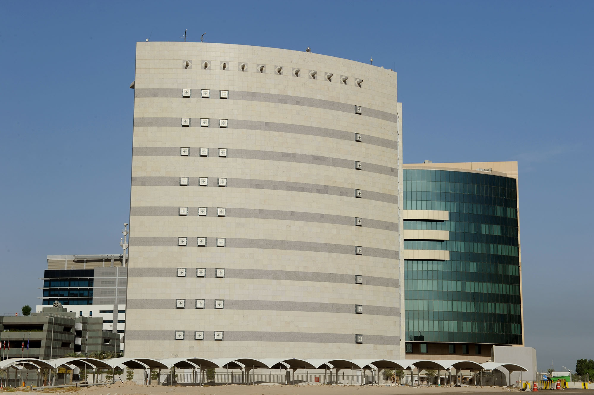 Central Bank of Kuwait Back up Office