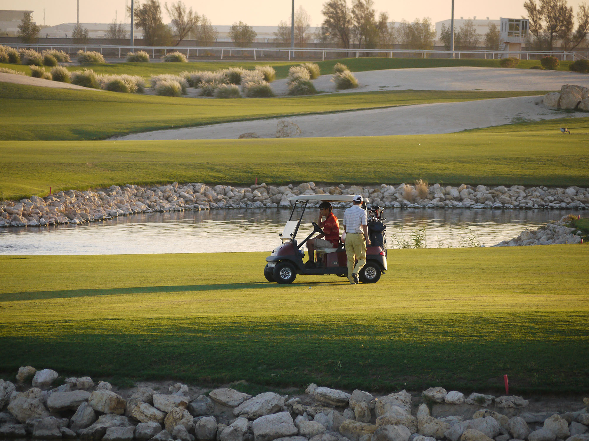 Sahara Kuwait Resort and Golf Club