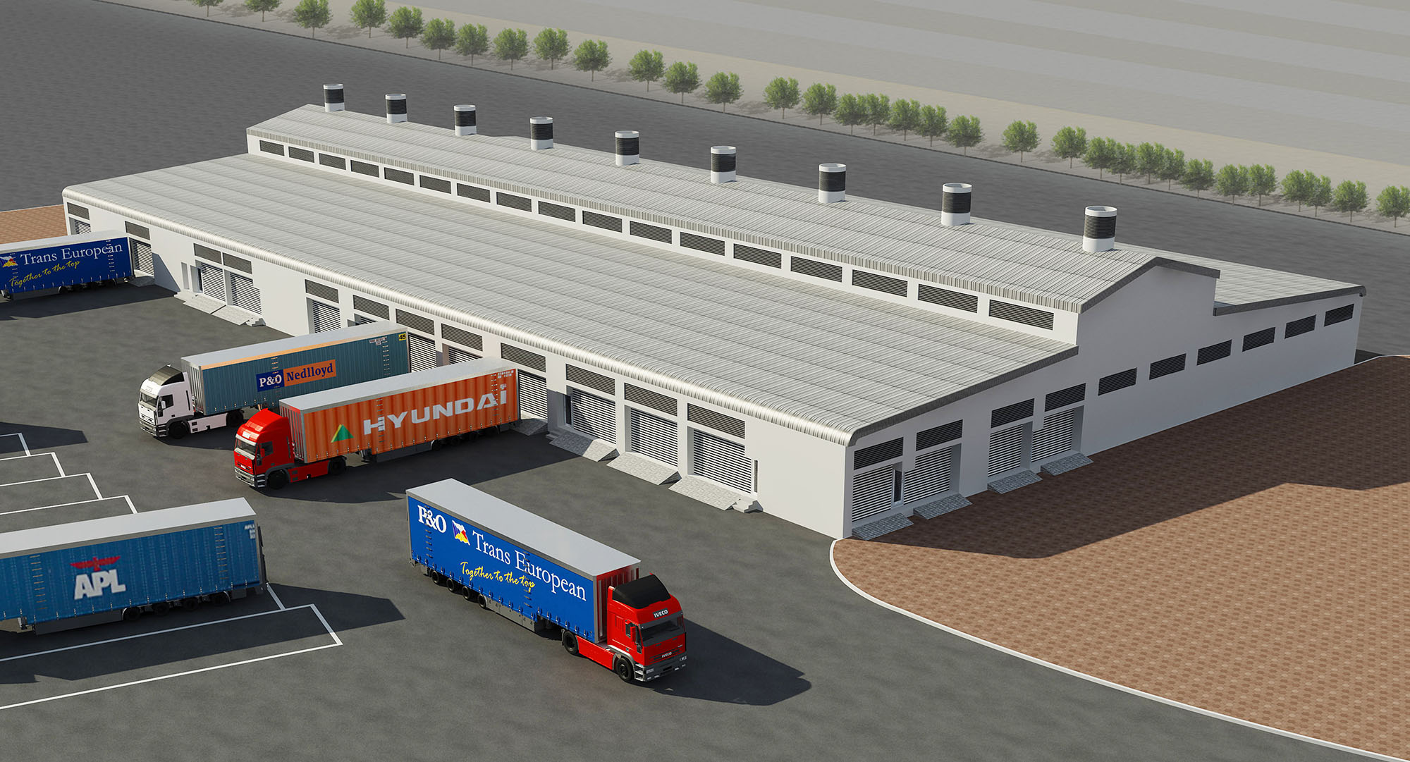 Customs Camp And Infra SDFC