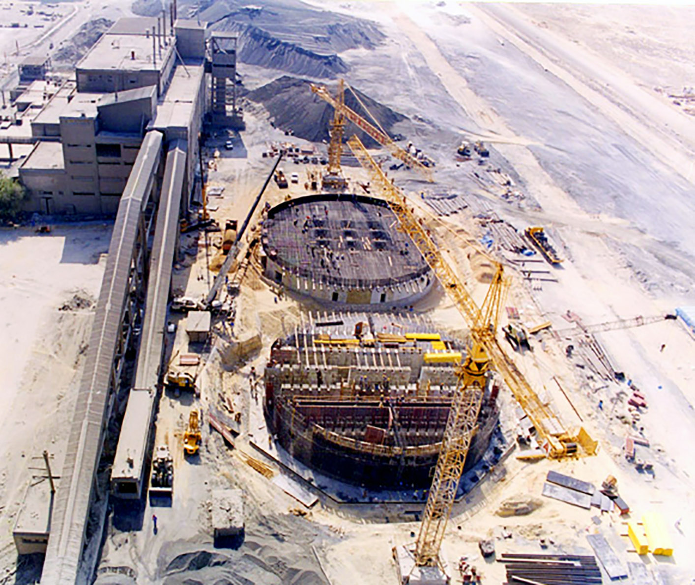 KCC Cement Plant – Gulf Consult