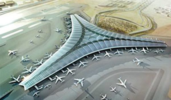 New International Airport Terminal 2