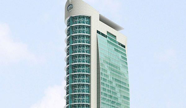 Al Shuhada Administration Building