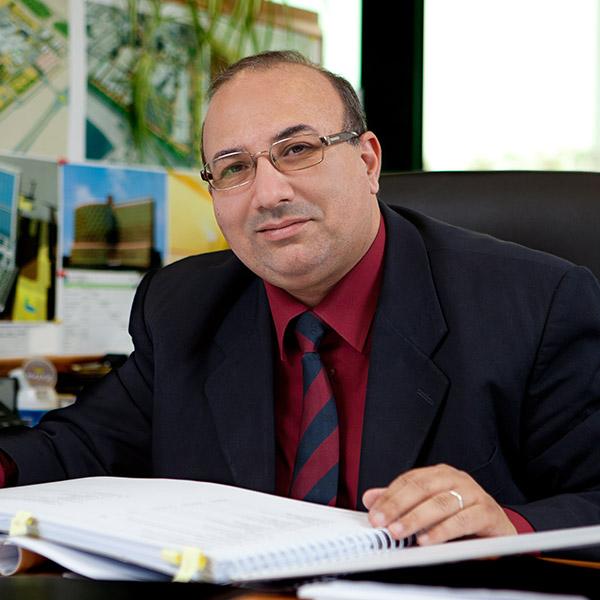 Ayman Hanaphy