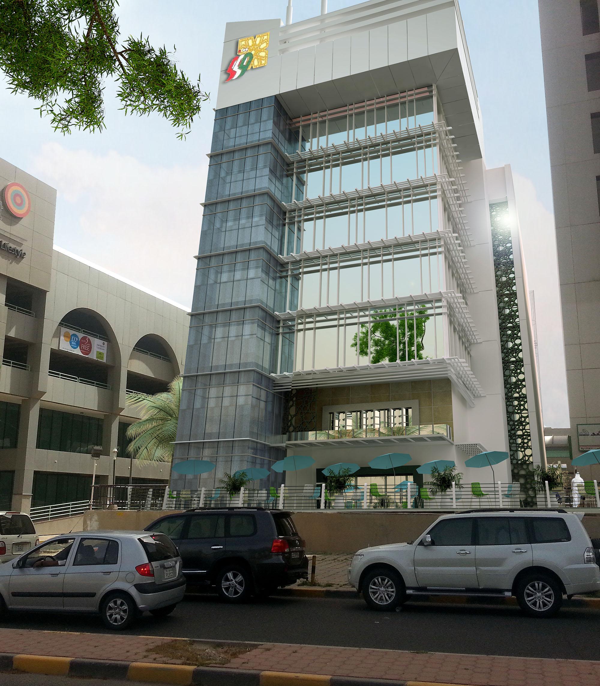 Development of Awqaf Complex