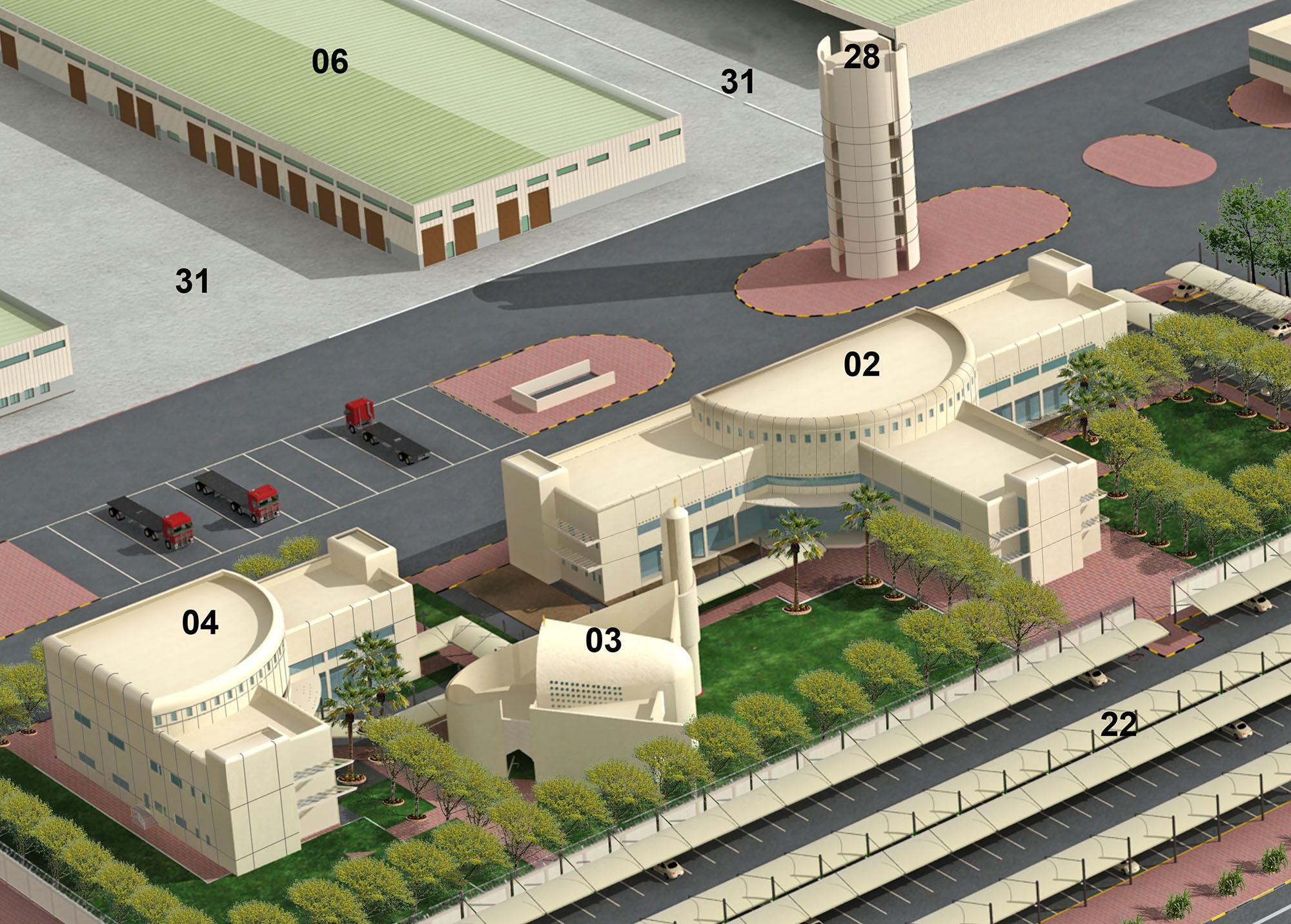Um Al Aish Liquefied Petroleum Gas (LPG) Filling Plant