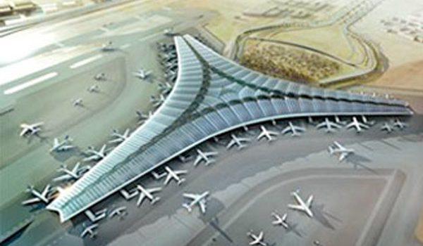 New International Airport Terminal 2